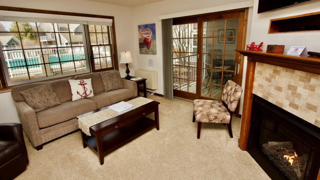 Inviting Rooms and Suites