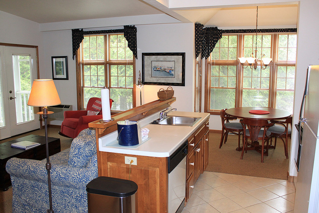 Wooded View Two Bedroom